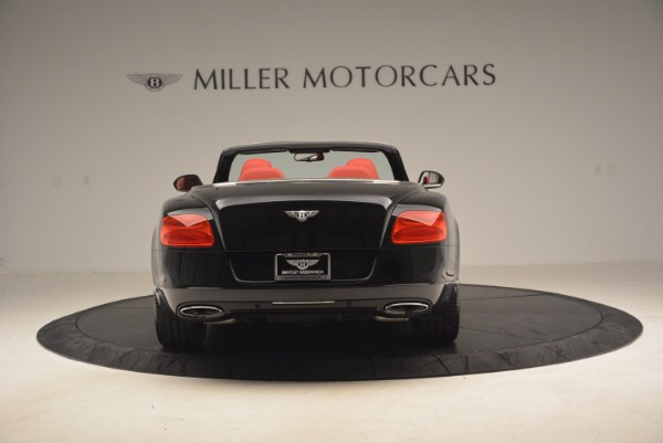 Used 2012 Bentley Continental GT W12 Convertible for sale Sold at Alfa Romeo of Greenwich in Greenwich CT 06830 6