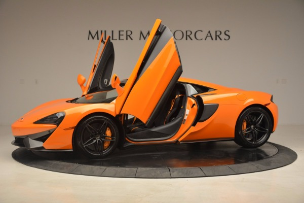 New 2017 McLaren 570S for sale Sold at Alfa Romeo of Greenwich in Greenwich CT 06830 14