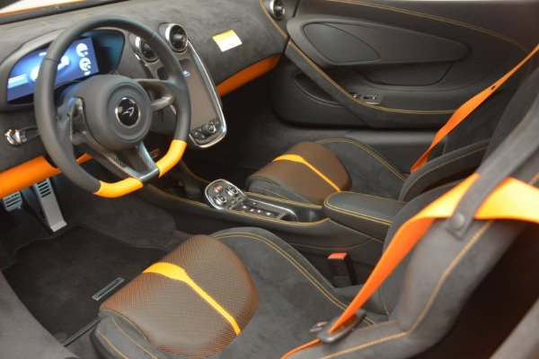 New 2017 McLaren 570S for sale Sold at Alfa Romeo of Greenwich in Greenwich CT 06830 15