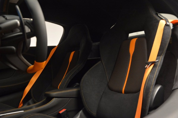 New 2017 McLaren 570S for sale Sold at Alfa Romeo of Greenwich in Greenwich CT 06830 17