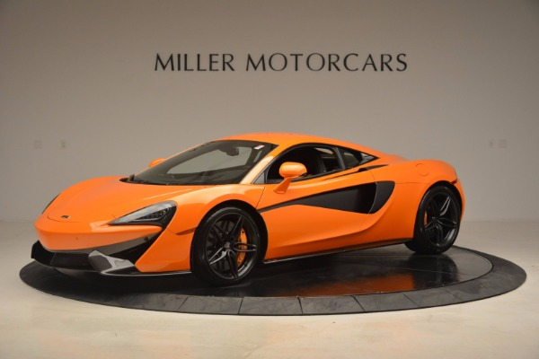 New 2017 McLaren 570S for sale Sold at Alfa Romeo of Greenwich in Greenwich CT 06830 2