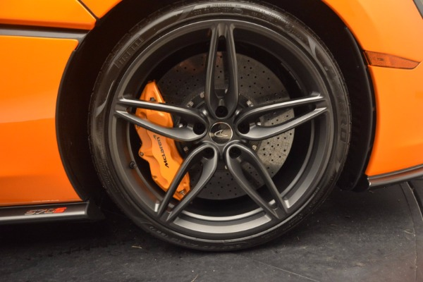 New 2017 McLaren 570S for sale Sold at Alfa Romeo of Greenwich in Greenwich CT 06830 21