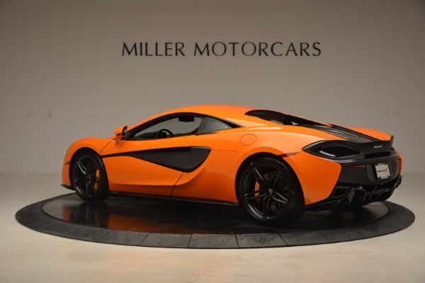 New 2017 McLaren 570S for sale Sold at Alfa Romeo of Greenwich in Greenwich CT 06830 4