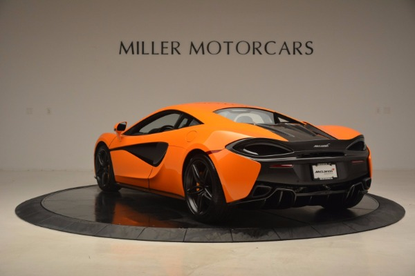 New 2017 McLaren 570S for sale Sold at Alfa Romeo of Greenwich in Greenwich CT 06830 5