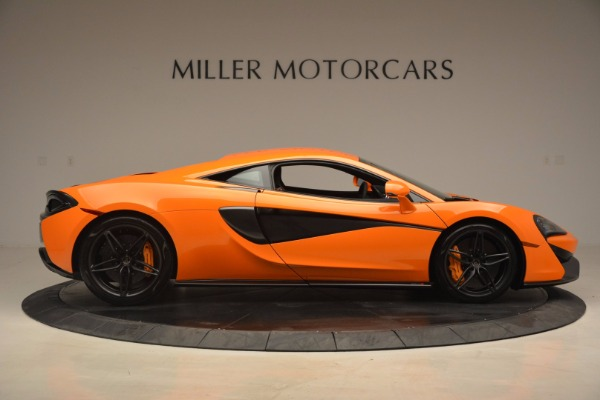 New 2017 McLaren 570S for sale Sold at Alfa Romeo of Greenwich in Greenwich CT 06830 9