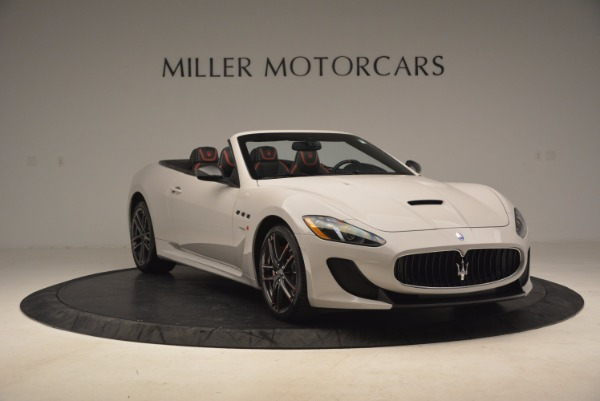 Used 2015 Maserati GranTurismo MC Centennial for sale Sold at Alfa Romeo of Greenwich in Greenwich CT 06830 11