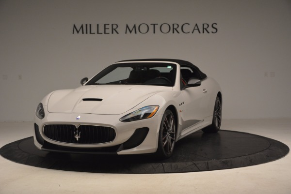 Used 2015 Maserati GranTurismo MC Centennial for sale Sold at Alfa Romeo of Greenwich in Greenwich CT 06830 13