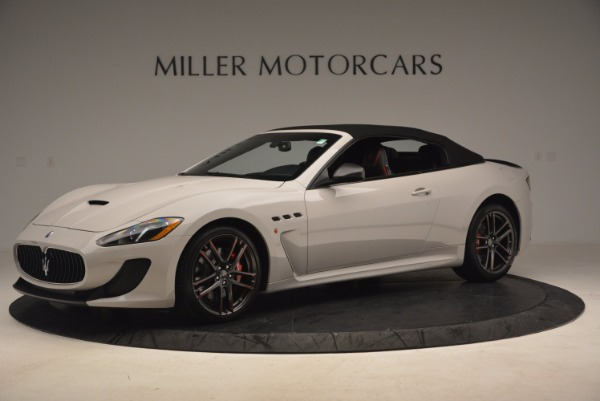 Used 2015 Maserati GranTurismo MC Centennial for sale Sold at Alfa Romeo of Greenwich in Greenwich CT 06830 14