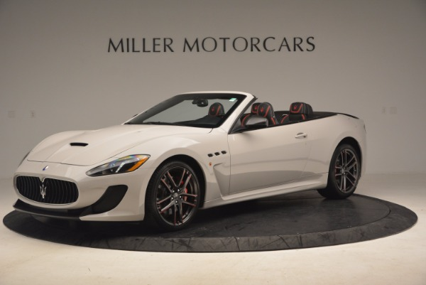 Used 2015 Maserati GranTurismo MC Centennial for sale Sold at Alfa Romeo of Greenwich in Greenwich CT 06830 2