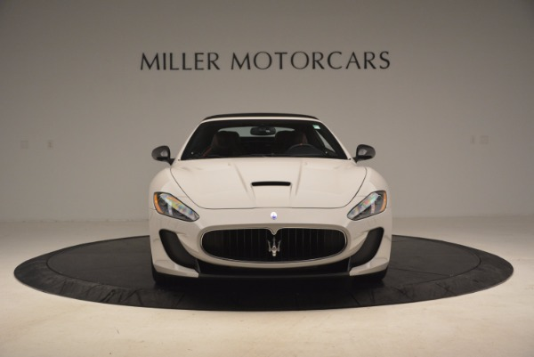 Used 2015 Maserati GranTurismo MC Centennial for sale Sold at Alfa Romeo of Greenwich in Greenwich CT 06830 24