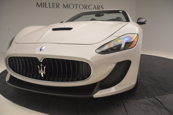 Used 2015 Maserati GranTurismo MC Centennial for sale Sold at Alfa Romeo of Greenwich in Greenwich CT 06830 25