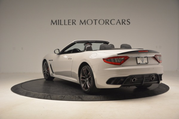 Used 2015 Maserati GranTurismo MC Centennial for sale Sold at Alfa Romeo of Greenwich in Greenwich CT 06830 5