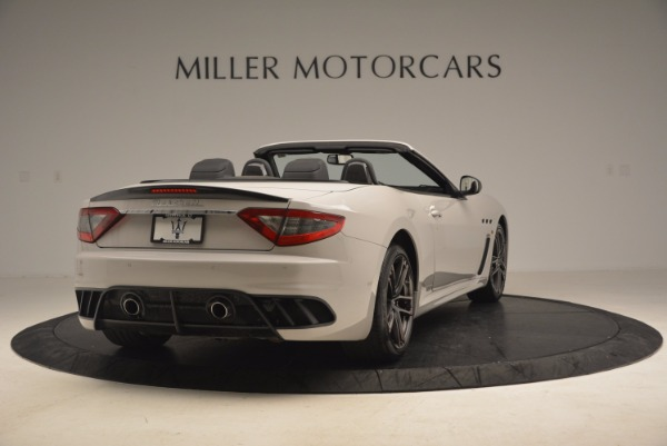 Used 2015 Maserati GranTurismo MC Centennial for sale Sold at Alfa Romeo of Greenwich in Greenwich CT 06830 7