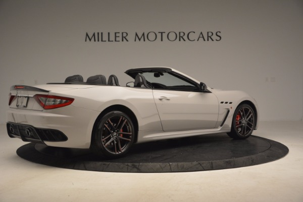 Used 2015 Maserati GranTurismo MC Centennial for sale Sold at Alfa Romeo of Greenwich in Greenwich CT 06830 8
