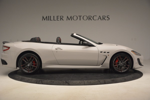 Used 2015 Maserati GranTurismo MC Centennial for sale Sold at Alfa Romeo of Greenwich in Greenwich CT 06830 9