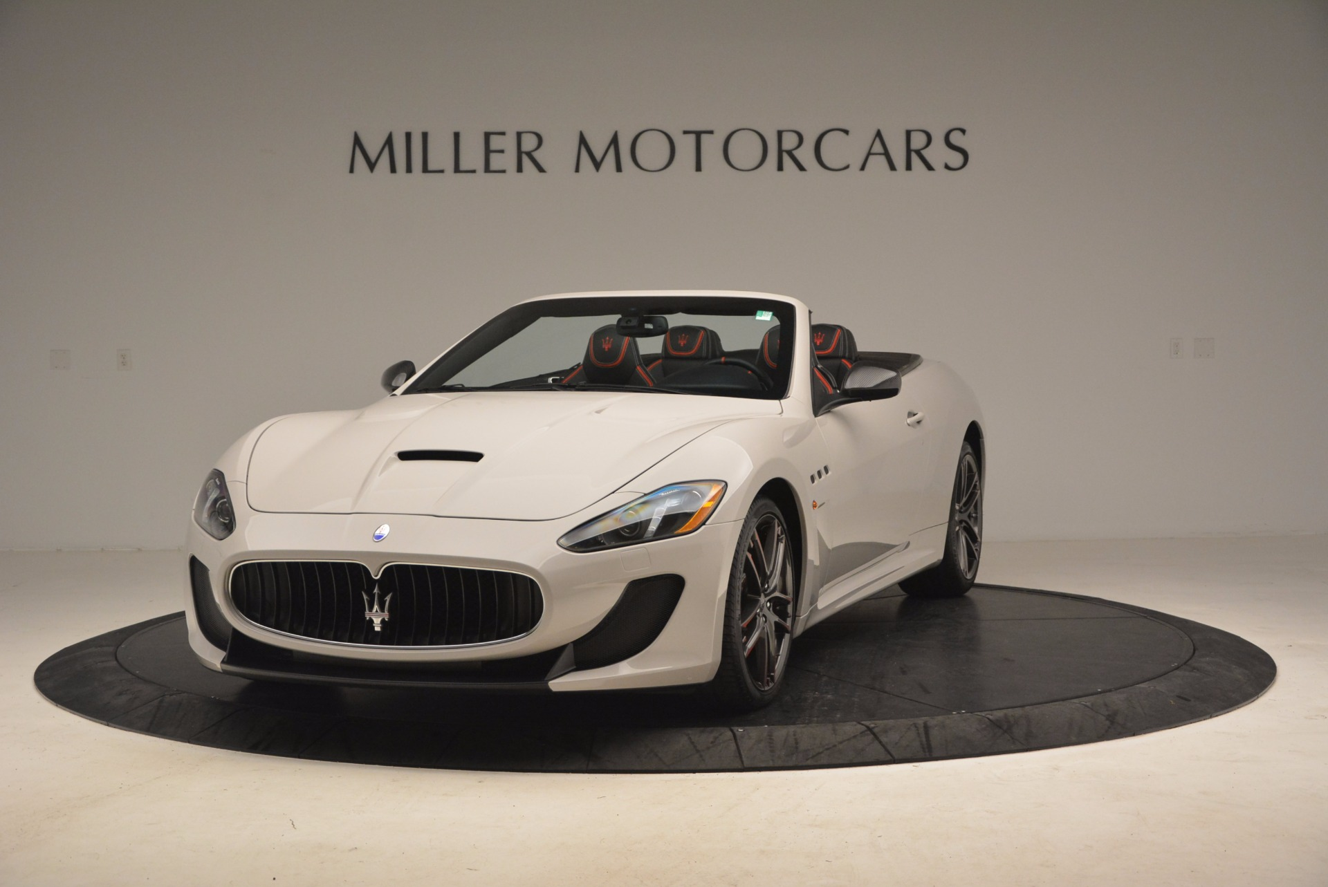 Used 2015 Maserati GranTurismo MC Centennial for sale Sold at Alfa Romeo of Greenwich in Greenwich CT 06830 1