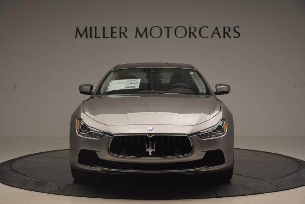New 2017 Maserati Ghibli SQ4 for sale Sold at Alfa Romeo of Greenwich in Greenwich CT 06830 12