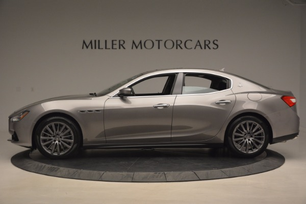 New 2017 Maserati Ghibli SQ4 for sale Sold at Alfa Romeo of Greenwich in Greenwich CT 06830 3
