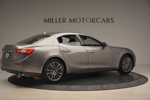 New 2017 Maserati Ghibli SQ4 for sale Sold at Alfa Romeo of Greenwich in Greenwich CT 06830 8