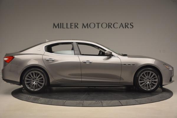 New 2017 Maserati Ghibli SQ4 for sale Sold at Alfa Romeo of Greenwich in Greenwich CT 06830 9