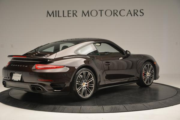 Used 2014 Porsche 911 Turbo for sale Sold at Alfa Romeo of Greenwich in Greenwich CT 06830 11
