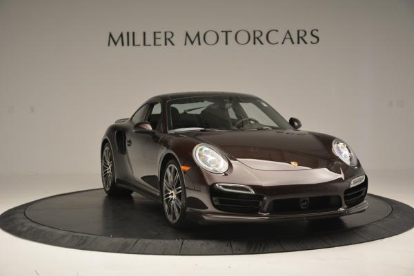Used 2014 Porsche 911 Turbo for sale Sold at Alfa Romeo of Greenwich in Greenwich CT 06830 15
