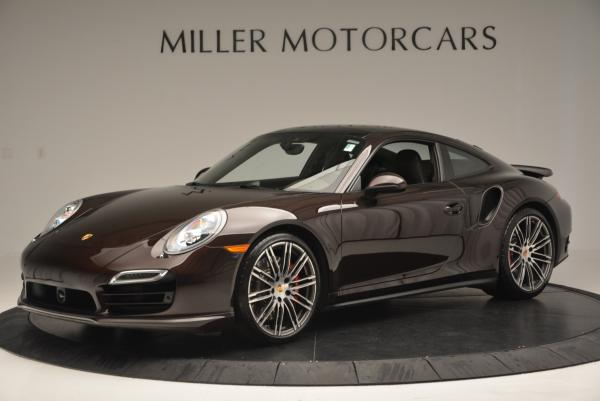 Used 2014 Porsche 911 Turbo for sale Sold at Alfa Romeo of Greenwich in Greenwich CT 06830 2