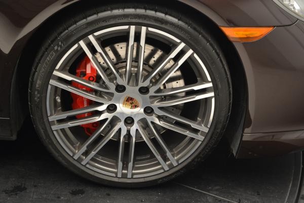 Used 2014 Porsche 911 Turbo for sale Sold at Alfa Romeo of Greenwich in Greenwich CT 06830 28