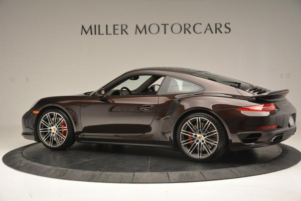 Used 2014 Porsche 911 Turbo for sale Sold at Alfa Romeo of Greenwich in Greenwich CT 06830 6