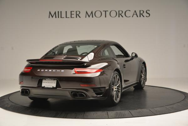 Used 2014 Porsche 911 Turbo for sale Sold at Alfa Romeo of Greenwich in Greenwich CT 06830 9