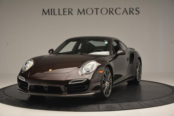 Used 2014 Porsche 911 Turbo for sale Sold at Alfa Romeo of Greenwich in Greenwich CT 06830 1