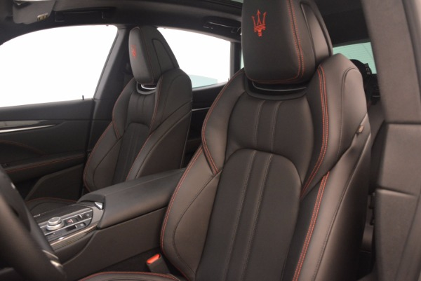 Used 2017 Maserati Levante S for sale Sold at Alfa Romeo of Greenwich in Greenwich CT 06830 15