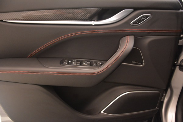 Used 2017 Maserati Levante S for sale Sold at Alfa Romeo of Greenwich in Greenwich CT 06830 16