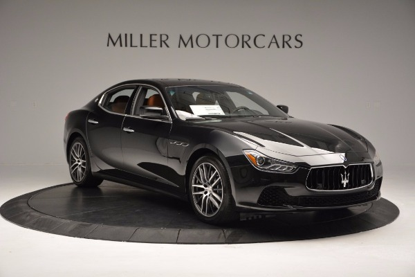 New 2017 Maserati Ghibli S Q4 for sale Sold at Alfa Romeo of Greenwich in Greenwich CT 06830 10