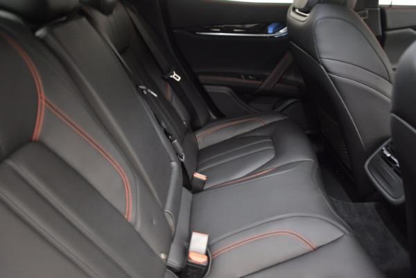 New 2017 Maserati Ghibli S Q4 for sale Sold at Alfa Romeo of Greenwich in Greenwich CT 06830 26
