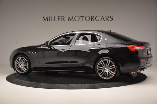 New 2017 Maserati Ghibli S Q4 for sale Sold at Alfa Romeo of Greenwich in Greenwich CT 06830 4
