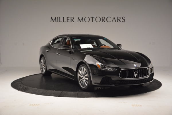 New 2017 Maserati Ghibli S Q4 EX-LOANER for sale Sold at Alfa Romeo of Greenwich in Greenwich CT 06830 11