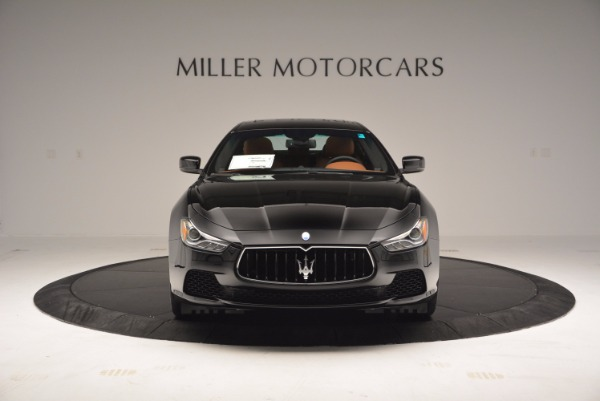 New 2017 Maserati Ghibli S Q4 EX-LOANER for sale Sold at Alfa Romeo of Greenwich in Greenwich CT 06830 12