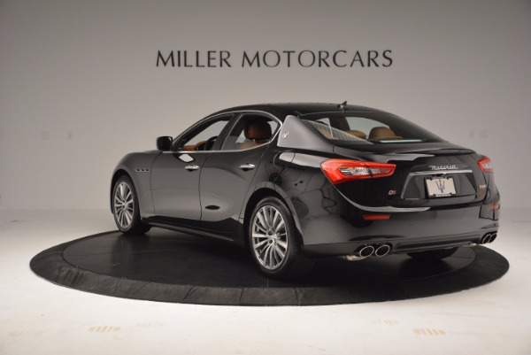 New 2017 Maserati Ghibli S Q4 EX-LOANER for sale Sold at Alfa Romeo of Greenwich in Greenwich CT 06830 5