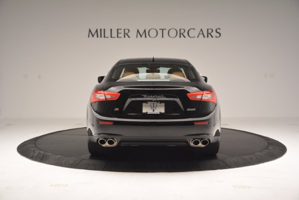 New 2017 Maserati Ghibli S Q4 EX-LOANER for sale Sold at Alfa Romeo of Greenwich in Greenwich CT 06830 6