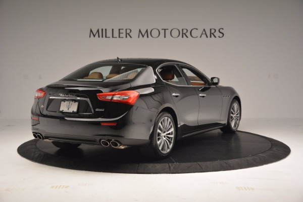 New 2017 Maserati Ghibli S Q4 EX-LOANER for sale Sold at Alfa Romeo of Greenwich in Greenwich CT 06830 7