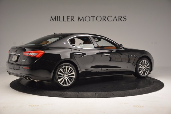 New 2017 Maserati Ghibli S Q4 EX-LOANER for sale Sold at Alfa Romeo of Greenwich in Greenwich CT 06830 8
