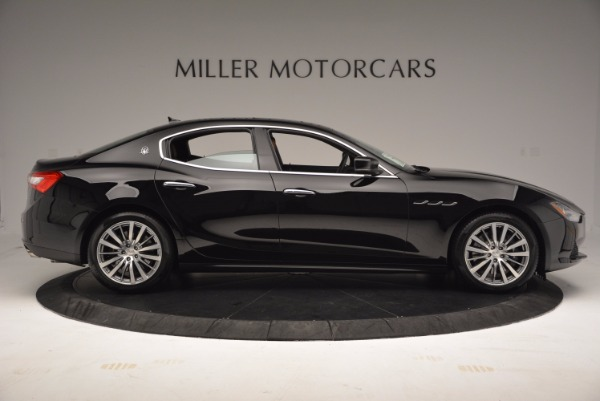 New 2017 Maserati Ghibli S Q4 EX-LOANER for sale Sold at Alfa Romeo of Greenwich in Greenwich CT 06830 9