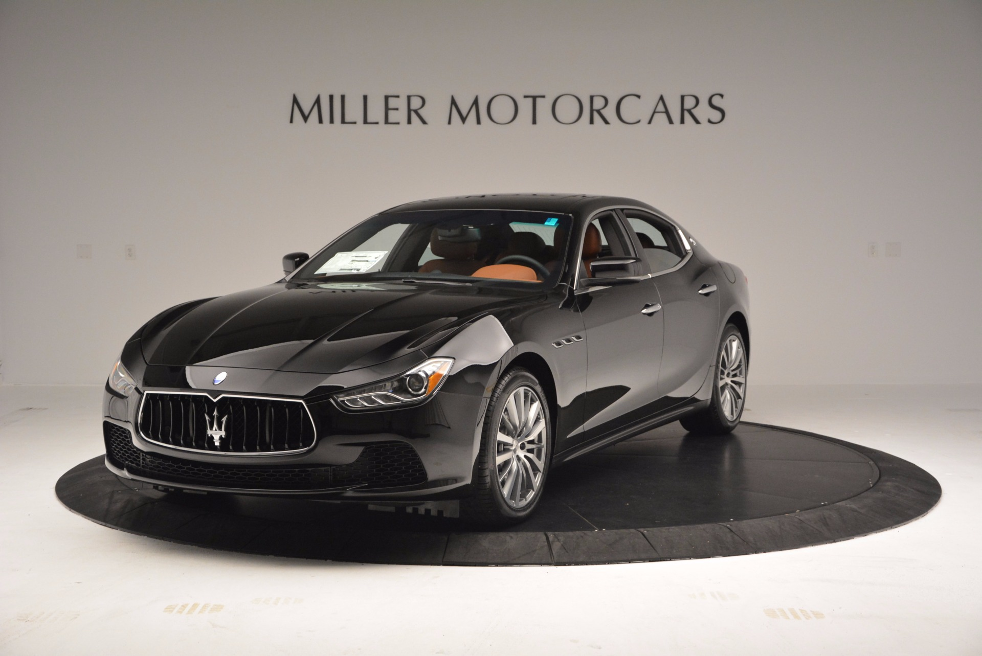 New 2017 Maserati Ghibli S Q4 EX-LOANER for sale Sold at Alfa Romeo of Greenwich in Greenwich CT 06830 1