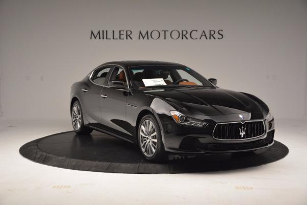 New 2017 Maserati Ghibli S Q4 EX-Loaner for sale Sold at Alfa Romeo of Greenwich in Greenwich CT 06830 11