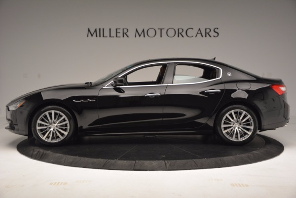 New 2017 Maserati Ghibli S Q4 EX-Loaner for sale Sold at Alfa Romeo of Greenwich in Greenwich CT 06830 3