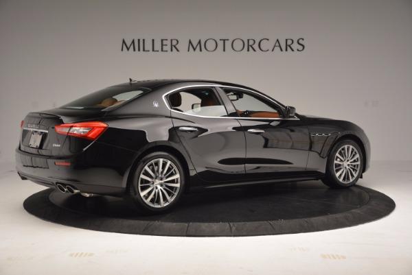 New 2017 Maserati Ghibli S Q4 EX-Loaner for sale Sold at Alfa Romeo of Greenwich in Greenwich CT 06830 8