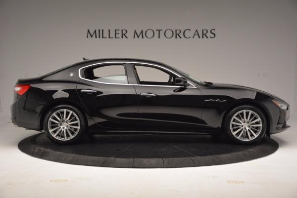 New 2017 Maserati Ghibli S Q4 EX-Loaner for sale Sold at Alfa Romeo of Greenwich in Greenwich CT 06830 9