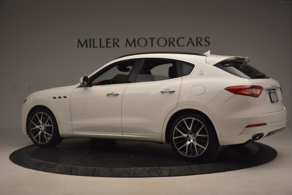 New 2017 Maserati Levante S for sale Sold at Alfa Romeo of Greenwich in Greenwich CT 06830 4