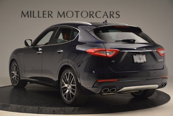 New 2017 Maserati Levante for sale Sold at Alfa Romeo of Greenwich in Greenwich CT 06830 5